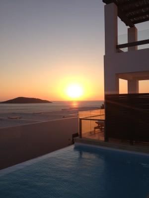 En tot slot nog even de prachtige zonsopkomst <3