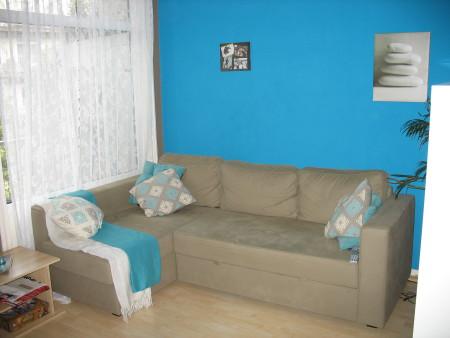 En woonkamer deel 3. Jezus wat was ik er trots op!