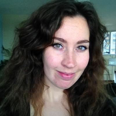Het was duidelijkw eer tijd om mijn haar te temmen met een stijltang.