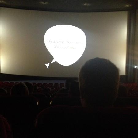 Vrijdag dan. Date-dagje met mijn liefste. Eerst naar de bioscoop voor 'Guardians of the galaxy', die ik verrassend leuk vond.