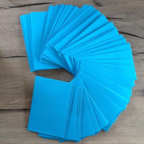 Aaah, de enveloppen kwamen binnen die we hadden besteld bij Hippe-geboortekaartjes! Die kon ik dus ook vast schrijven!