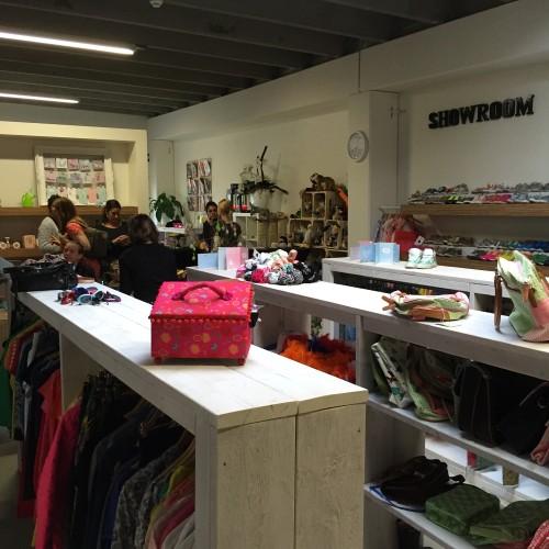 De showroom van PR4Kids!